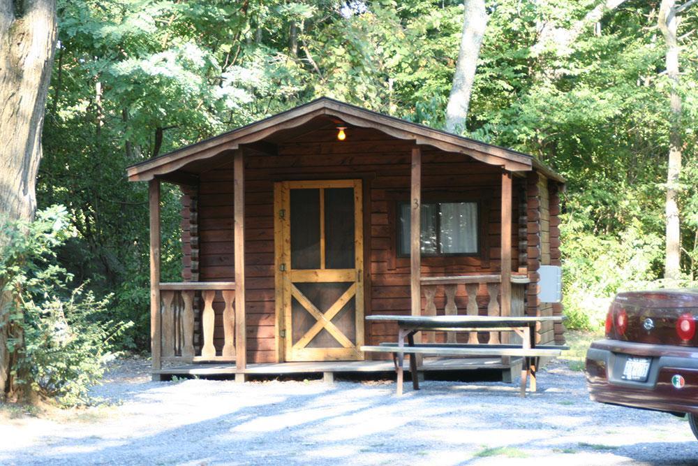 1 Room Cabin ...