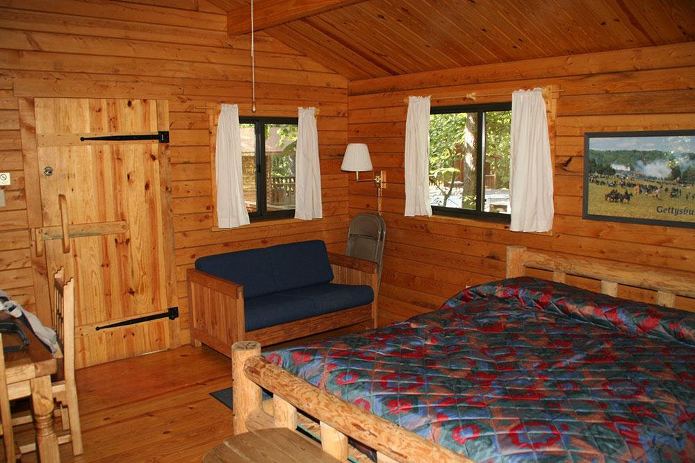 Cabin And Cottage Rentals Drummer Boy Resort