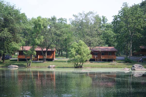 Cottages and Cabins