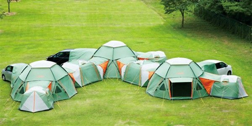 quick pitch tents & Types of Camping Tents Part 1: The Standards