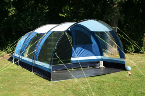 No these arenu0027t temporary storage sheds or car ports! Tunnel tents can use either flexible fiberglass poles or rigid frame poles but each type acts as a ... & Types of Camping Tents Part 2: Multi-Family