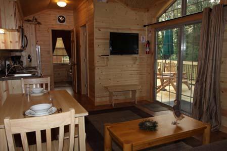 Cabin And Cottage Rentals Drummer Boy Resort