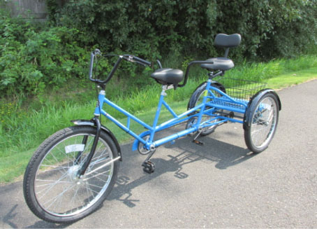 Tricycle Rentals - Trike Rentals - Drummer Boy Camp Resort