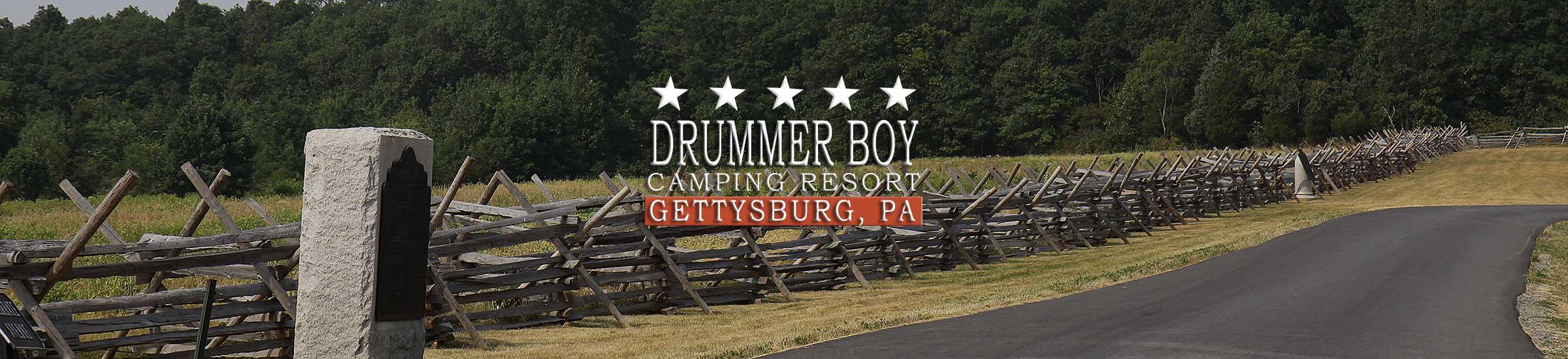 Cabin and Cottage Rentals | Drummer Boy Resort