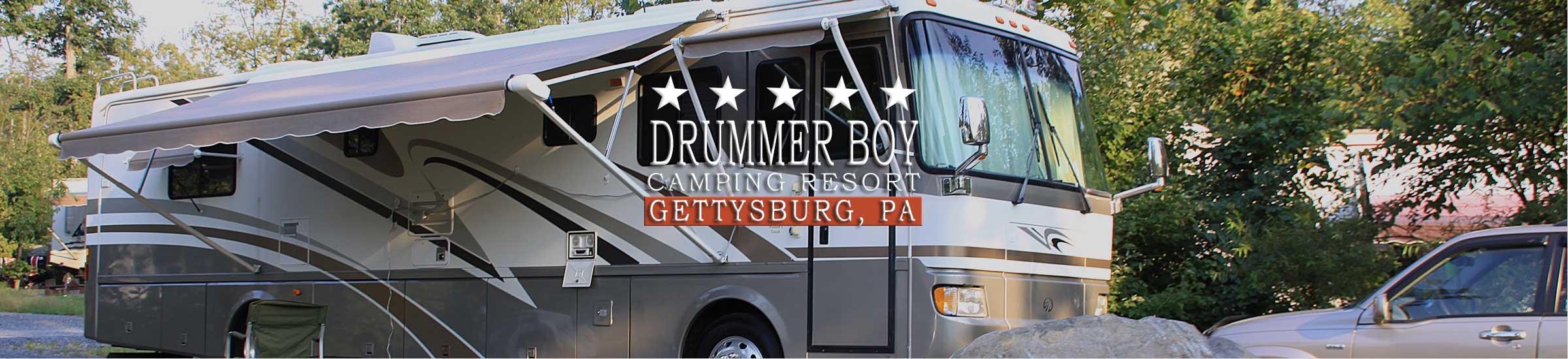 Golf Cart Rentals Drummer Boy Rv Resort